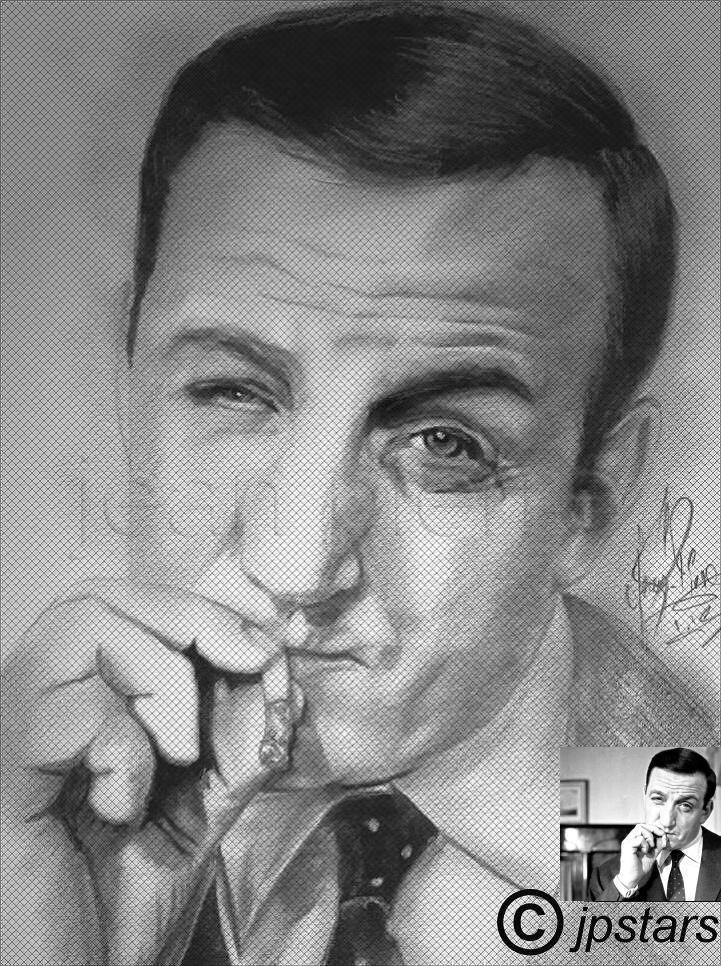Lino Ventura par JPSTARS